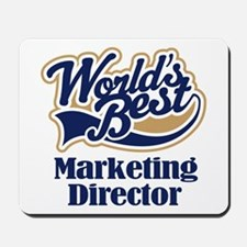 Marketing Director (Worlds Best) Mousepad