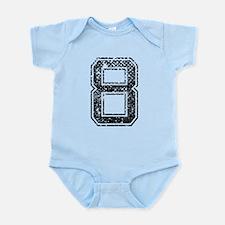 8, Vintage Infant Bodysuit