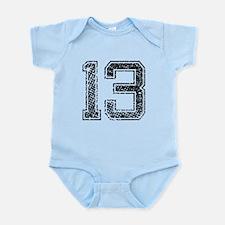 13, Vintage Infant Bodysuit