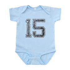 15, Vintage Infant Bodysuit