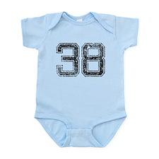 38, Vintage Infant Bodysuit