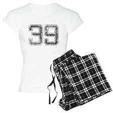 39, Vintage Pajamas
