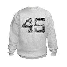 45, Vintage Sweatshirt