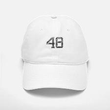 48, Vintage Baseball Baseball Cap