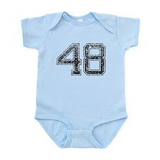 48, Vintage Infant Bodysuit