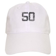 50, Vintage Baseball Cap