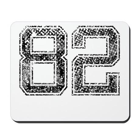 82, Vintage Mousepad
