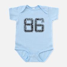 86, Vintage Infant Bodysuit