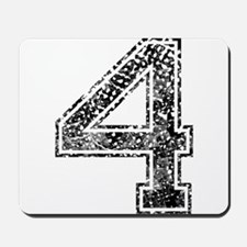 4, Vintage Mousepad