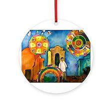 NEW!! 2012 Guatemala Kites Ornament (Round)