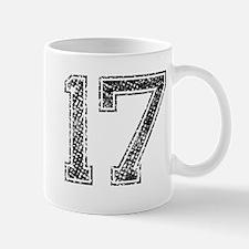 17, Vintage Mug