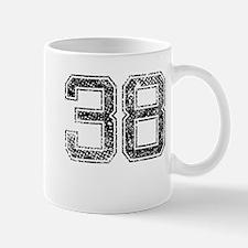 38, Vintage Mug
