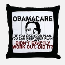 Obamacare if you like your plan you can keep it Th