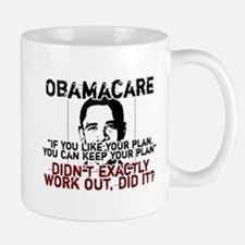 Obamacare if you like your plan you can keep it Mu