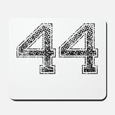 44, Vintage Mousepad