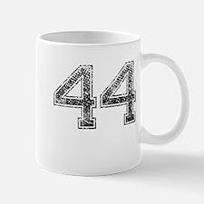 44, Vintage Mug
