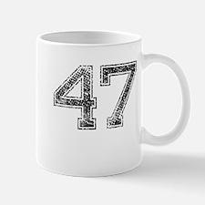 47, Vintage Mug