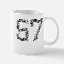 57, Vintage Mug