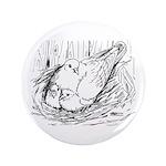 "Nesting Pigeon 3.5"" Button"