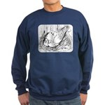 Nesting Pigeon Sweatshirt (dark)