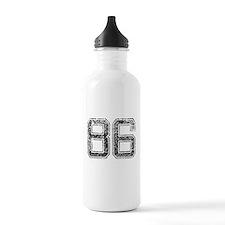 86, Vintage Water Bottle