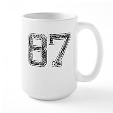 87, Vintage Mug