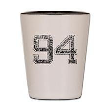 94, Vintage Shot Glass