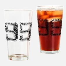 99, Vintage Drinking Glass
