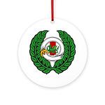 Midrealm Chiv Laurel medallion