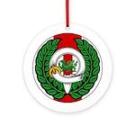 Midrealm Chiv Laurel pale medallion
