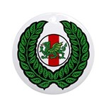 Midrealm Laurel medallion