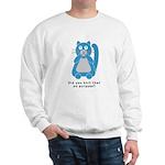 Mean Kitty Sweatshirt