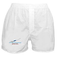 Swimmer (Girl) Boxer Shorts