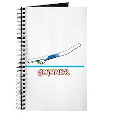 Swimmer (Girl) Journal