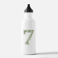 7, Vintage Camo Water Bottle