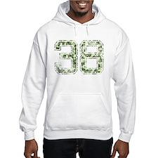 38, Vintage Camo Hoodie