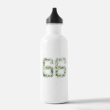 66, Vintage Camo Water Bottle
