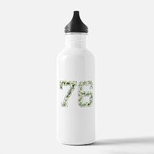 76, Vintage Camo Water Bottle