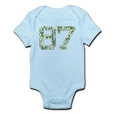 87, Vintage Camo Infant Bodysuit