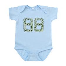 88, Vintage Camo Infant Bodysuit