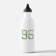 96, Vintage Camo Water Bottle
