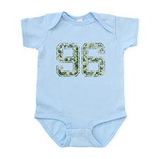 96, Vintage Camo Infant Bodysuit