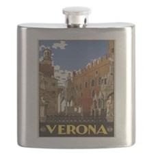 Verona Italy Flask