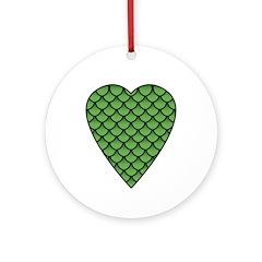 Midrealm Dragon's Heart (white)