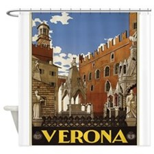 Verona Italy Shower Curtain