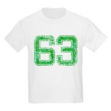63, Green, Vintage T-Shirt