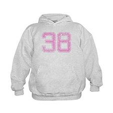 38, Pink Hoodie