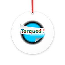 Torqued! Ornament (Round)