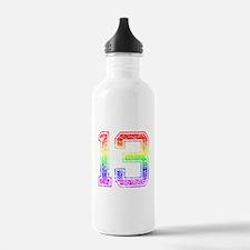 13, Gay Pride, Water Bottle