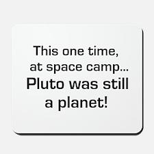 Pluto Mousepad